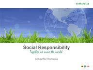 Responsabilitate socială