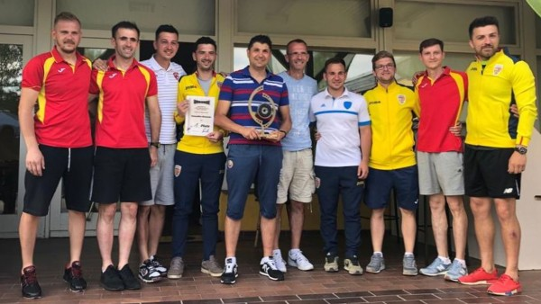 Campionii cupei de fotbal Engine Systems Schaeffler