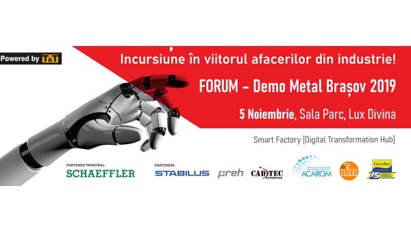 Schaeffler România: Partener principal la Demo Metal