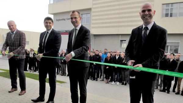 Cercetare & Dezvoltare la cel mai înalt nivel: Schaeffler deschide un nou Centru de Testare în Brașov
