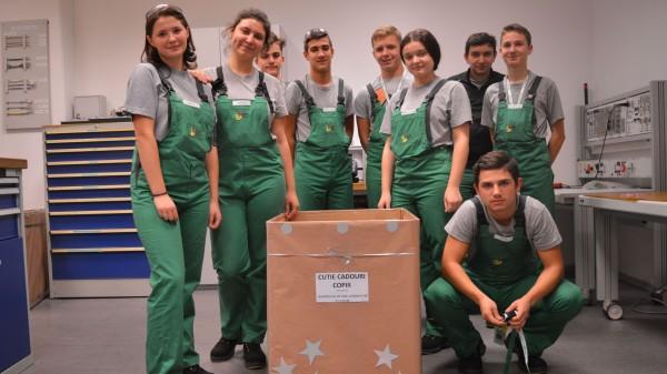 Campanie de donații, în sprijinul lui Moș Crăciun