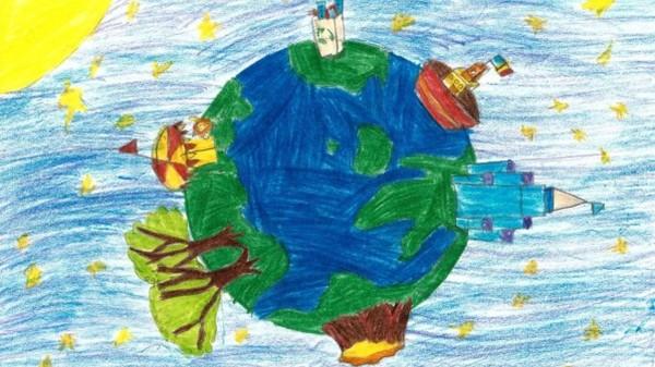 Concursul de desene pentru copii pe teme de mediu este anul acesta online!