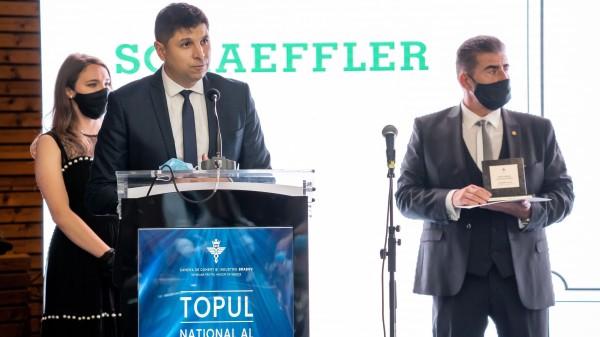 Managerul Anului 2019: Sorin Poteraș, Schaeffler România