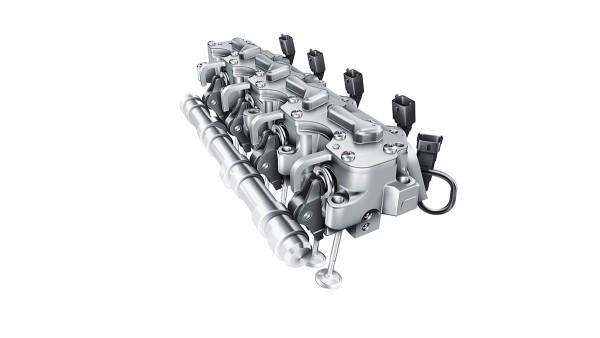Sistem de acționare a supapelor electrohidraulic, complet variabile UniAir
