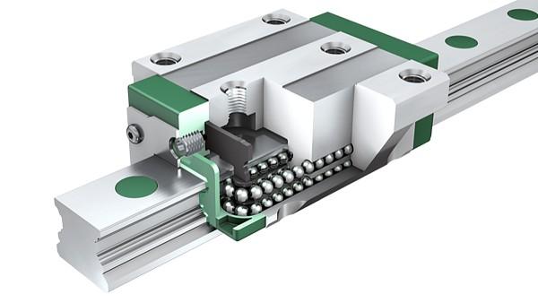 Produse Schaeffler X-life: Ghidaje liniare cu ansamblu cu bile de recirculare