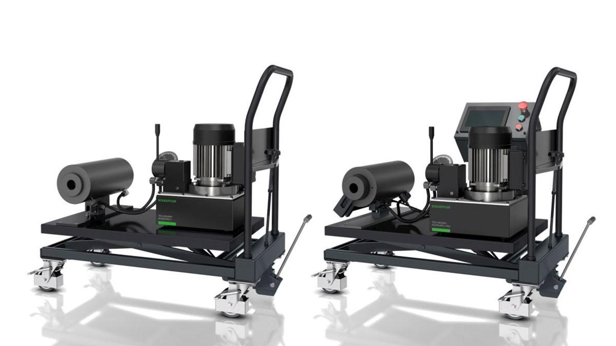 Produse de întreținere Schaeffler: Dispozitiv hidraulic mobil