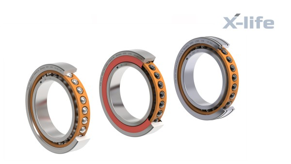 Schaeffler rolling bearings and plain bearings: M-series High-Speed spindle bearings