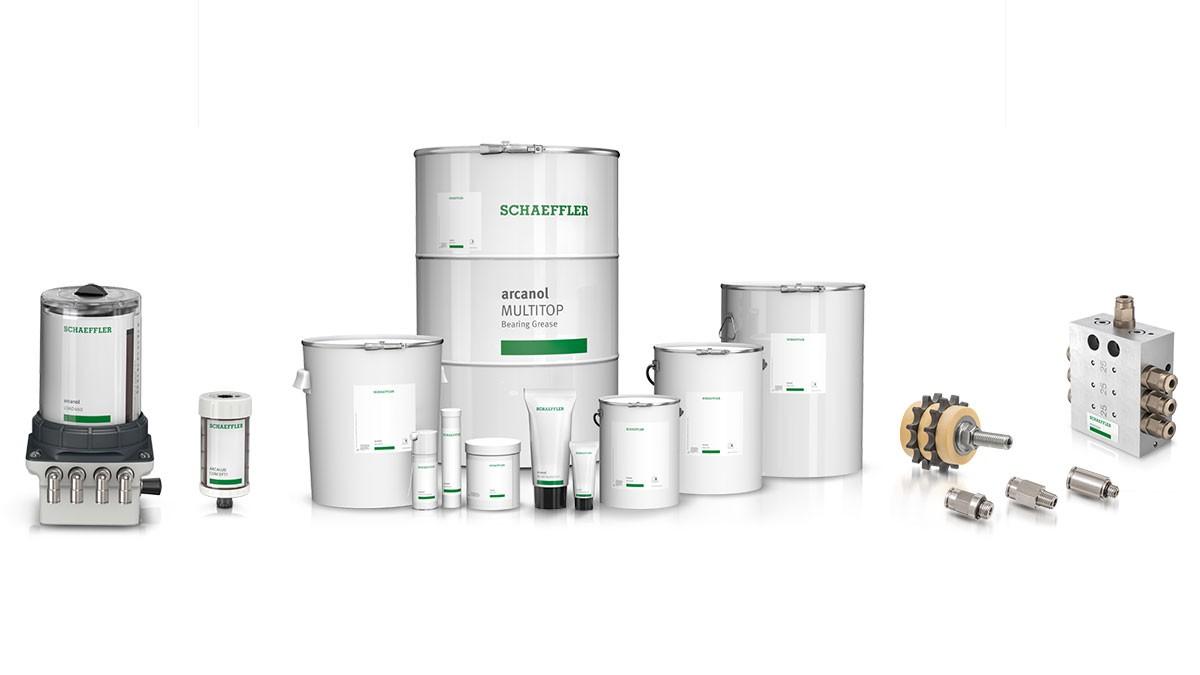 Descoperiți singur soluțiile noastre de lubrifiere: de la lubrifianți automați și sisteme de monitorizare a lubrifianților până la lubrifianți optimi și consultări de specialitate.