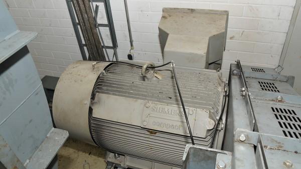Ungere automată pentru un ventilator de dimensiuni mari de la BMW
