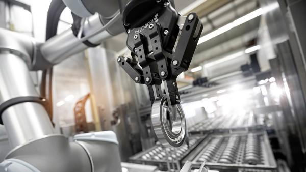 Echipare de proces rentabilă prin intermediul unui robot colaborativ