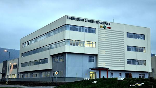 Inaugurarea Centrului de Inginerie Schaeffler.