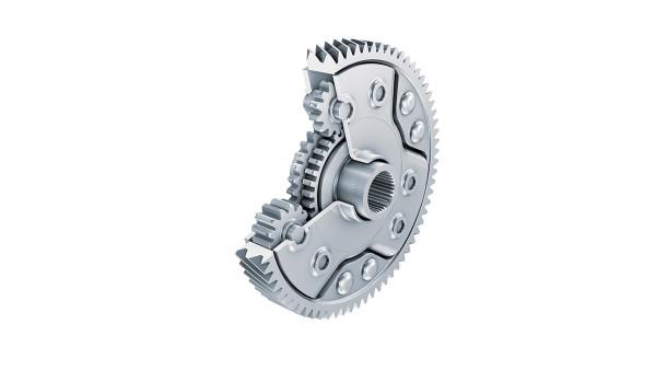 Lightweight differential