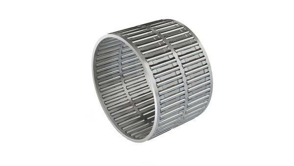 Needle roller and cage assembly