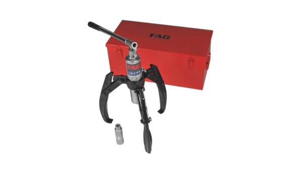 Schaeffler maintenance products: Mechanical tools, hydraulic extractors